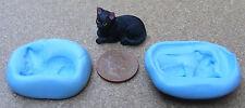 1:12 SCALA Riutilizzabile posa CAT 2 parte di gomma di silicone stampo tumdee casa delle bambole