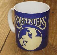 The Carpenters Promotion Advertising Mug Blue