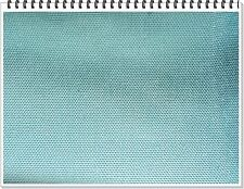 """500 D  Coated Nylon CORDURA  Fabric ~58""""-60"""" wide by 1 yard. color~ Baby Blue"""