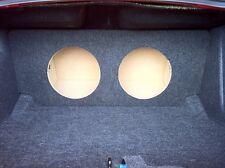 2008+ Dodge Challenger Sub Subwoofer Box Speaker Enclosure - Concept Enclosures