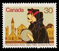 CANADA 954 - Salvation Army in Canada 100th Anniversary (pf82862)
