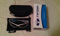 Tifosi Czar Metallic Silver T-F370 Sonnenbrillen Radbrillen Sportbrillen