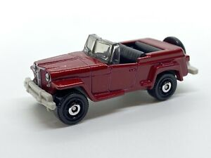 MATCHBOX 1948 WILLYS JEEPSTER  LOOSE