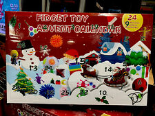 More details for fidget toy advent calendar - countdown to christmas - in stock uk