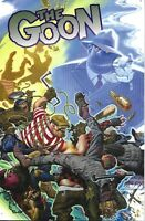 The Goon Comic 5 Cover B Variant First Print 2019 Powell Parson Albatross