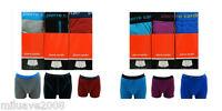Pack 3 boxers trunks Pierre Cardin 95%algodón 5% elastano surtidos ref.324