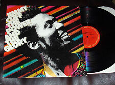 JIMMY CLIFF Power and the Glory NM Columbia 1983 LP We Are All One ROOTS WOMAN