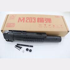 Double Barreled Grenade Launcher Water Gun Gel Blaster Outdoor Toy