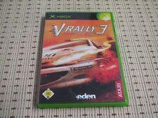 V-Rally 3 für XBOX *OVP*