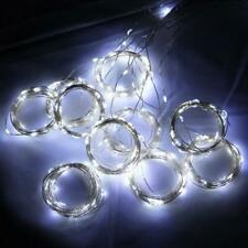 300 LED Curtain Fairy Lights USB String Hanging Wall Party x1 Lights Remote O8S5
