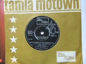 JIMMY RUFFIN What Becomes Of The Brokenhearted/Baby I've Got It Original TMG577
