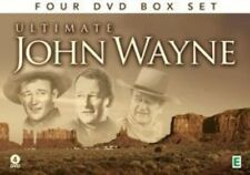 Classic John Wayne Ultimate Collection 4 DVD Gift Set