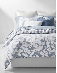 Lauren Ralph Lauren Willa Floral Full/Queen Duvet Set $300 H
