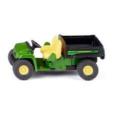 Modellini statici di auto, furgoni e camion verde SIKU, scala 1:87