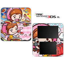 Cooking Mama for New Nintendo 3DS XL Skin Decal Cover