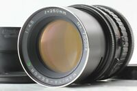 【MINT w/ Hood】 Mamiya Sekor C 250mm F4.5 Lens for RB67 PRO S SD From JAPAN