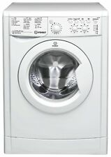 Indesit IWC71252 Free Standing 7KG 1200 Spin Washing Machine - White.