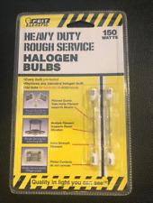 Feit Electric Original 150 Watts Halogen Bulbs 2 Per Pack 130 Volts