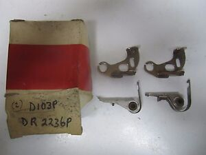 37-73 GM Packard Studebaker Nash Contact Points (2) DR2236P