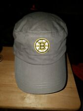 Boston Bruins Military TD Bank SGA Hat, Adjustable Back NWOT