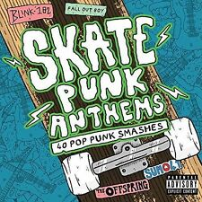Skate Punk Anthems Various Artists Audio CD