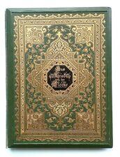 Friedrich Schiller: DAS LIED VON DER GLOCKE. Mit Illustrationen.um 1880 München