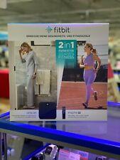 Fitbit Aria Air Bundle Bluetooth Personenwaage mit Inspire HR Fitnesstracker - Schwarz (FB203BKBNDL-DH)