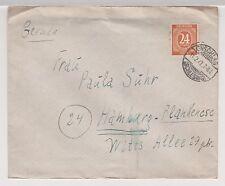 All.Bes./Gem.Ausg., Mi. 925 EF,  Owschlag/Schleswig, 11.2.47
