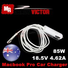"85W 18.5V 4.62A Power DC Car Charger Adapter for Macbook Pro 15"" 17"" 2009-2011"