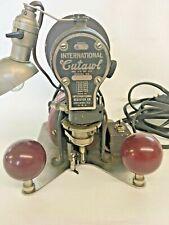 VTG International K9AB CUTAWL Cutting Machine Case Blades K11 K9 Manuals Bulb