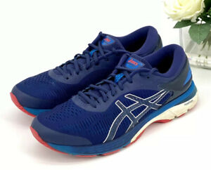 Asics Gel Kayano 25 Athletic Running Shoes Men's Size 10.5 Sneakers Bright Blue