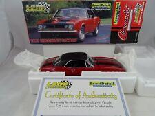 1:18 Exact Detail Lane - 1967 Chevrolet Camaro Lmtd.ed. 1of 3000 Rouge -rareté $