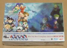 The Super Dimension Fortress Macross Blu-ray Box Complete Edition Limited F/S