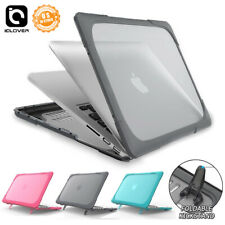 For Macbook Air 13 inch A1466 Heavy Duty Hard TPU Bumper Case Keyboard Cover Old