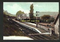 rp00998 - Wolsingham Railway Station - photo 6x4