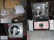 Orig.DDR Sicherungskasten Schalter Sicherung Strom Verteiler Kasten Schaltkasten