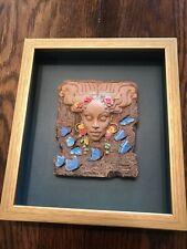 Ebony Visions Spring Time Awakening Plaque - Rare