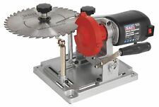 Sealey SMS2003 Saw Blade Sharpener with Bench Mounting