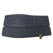Logitech ERGO K860 Wireless Keyboard - Black