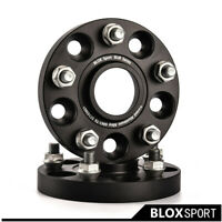 20mm (2) Wheel Spacers 5x114.3 CB 60.1 M12x1.5 Studs Nuts for Lexus is250, GS350