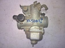 Keihin PD Incomplete Carburettor Carby Carb Body for Honda XL500S XL 500 S
