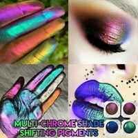 Matte Waterproof Light Changing Eyeshadow Shimmer Eye Makeup Glitter Palette
