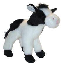"Douglas Sweet Cream COW 8"" Plush Stuffed Standing Farm Animal NEW"
