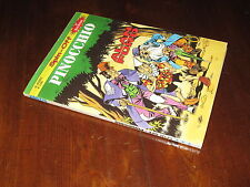 ALAN FORD GRUPPO T.N.T. SPECIAL SPIN-OFF N°4/2002 PINOCCHIO BY MAX BUNKER