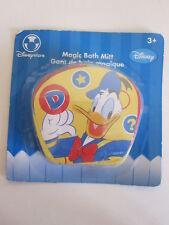 New Retired Disney Magic Bath Mitt - Donald Duck