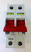 Wylex Main Isolator Switch 100a DP Ref:WS102
