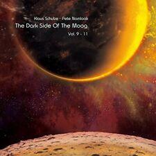 Klaus Schulze-Dark Side Of The Moog-Vol 9-11-Box- NEW