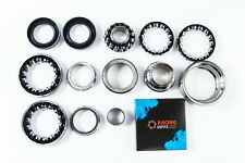 Differential bearing & oil seal repair kit Fits: BMW Front diff - Aluminum case