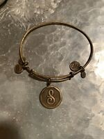 Alex And Ani Letter s Bracelet