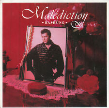 "7"" 45 TOURS FRANCE ALAIN BASHUNG ""Malédiction / Camping Jazz"" 1986"